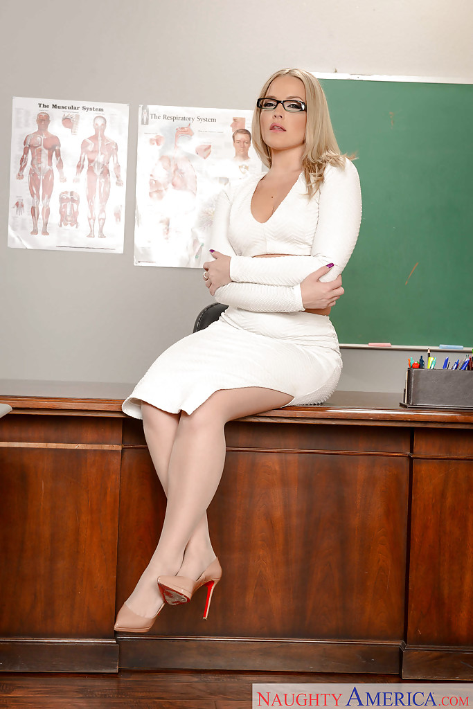 Milf teachers fuck high school student syren de mer - 3 part 5