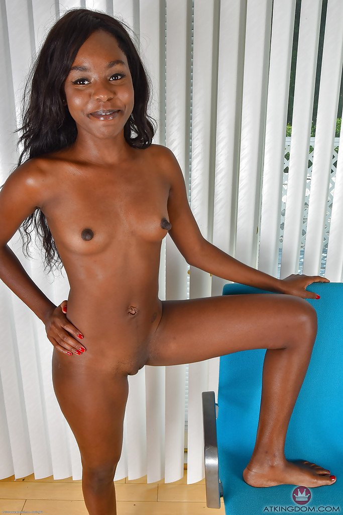 puffy Black nipples ebony