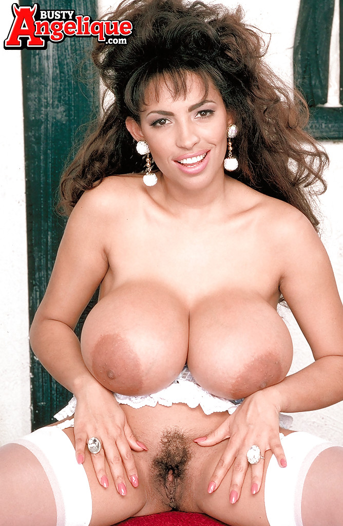 Busty latina angelique videos
