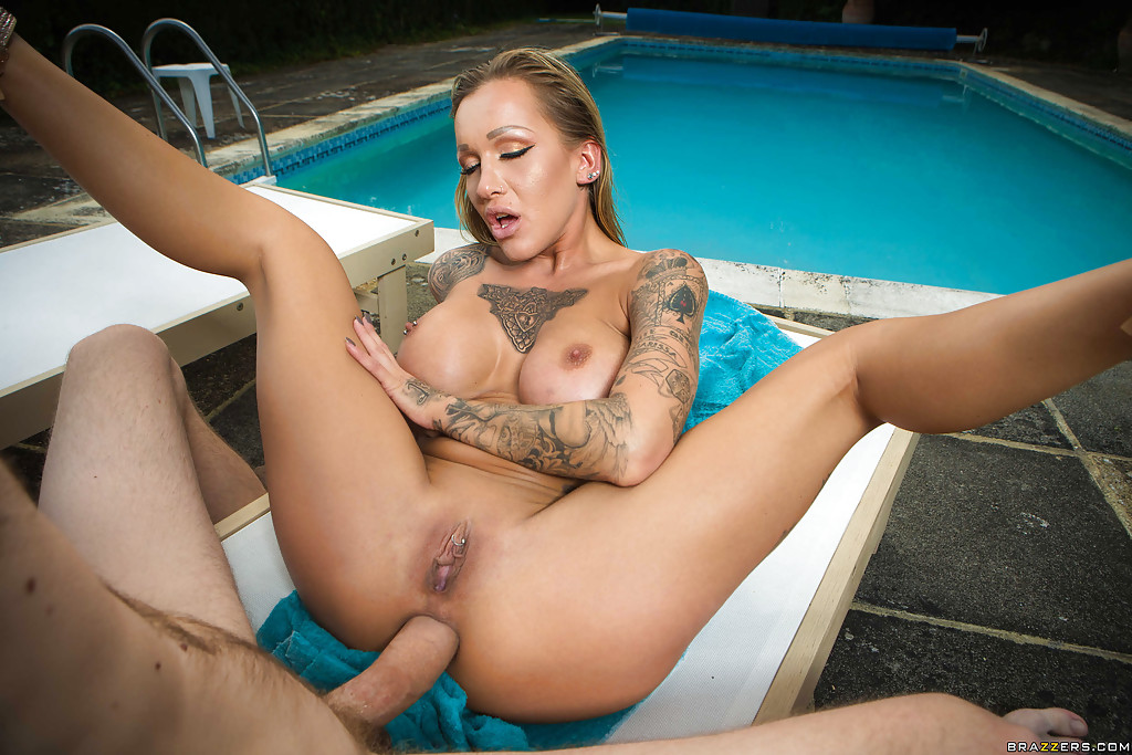 Brazzers brazzers exxtra chantelle fox and danny d the - 3 part 5