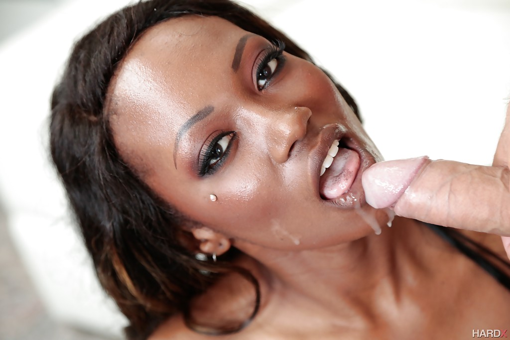 Famous ebony cumshot videos