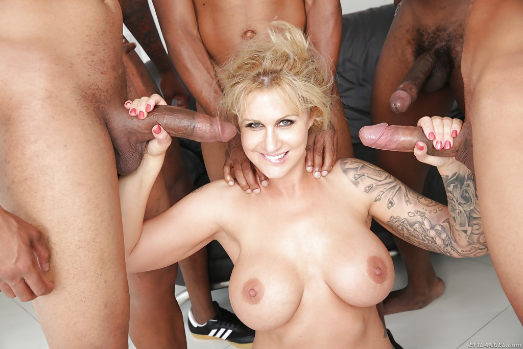 Katja kassin ass fucked and pussy dildo insertions 4