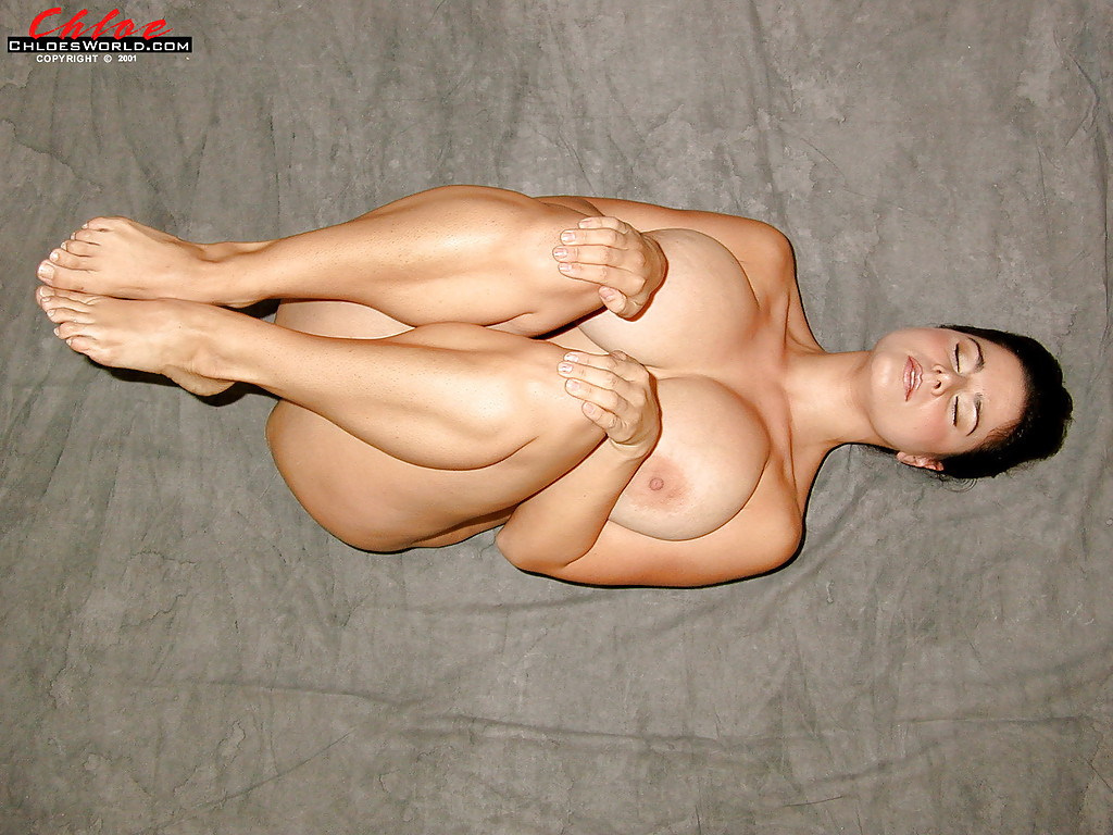 Model In The Nude