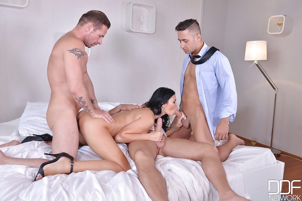 at Group work sex