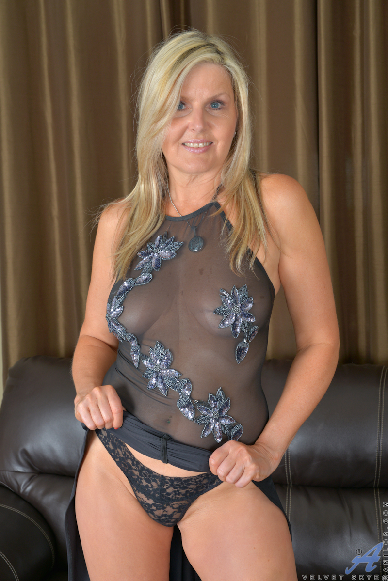 Keep Mature milf lingerie model consider, that