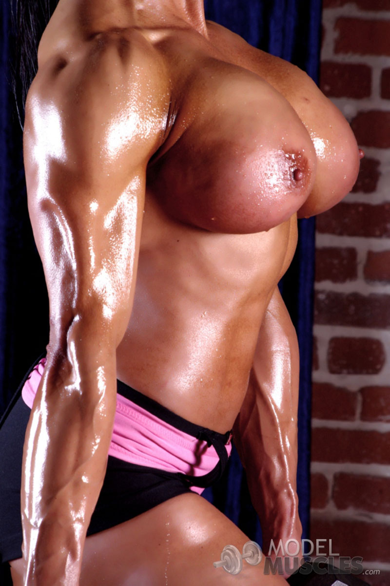 Tits and muscles