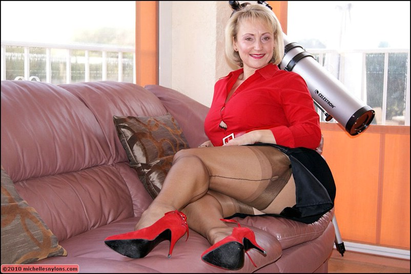 High Heels Stockings Solo