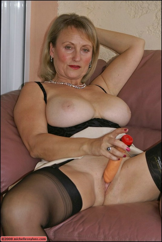 Big tits mature nylon consider, that