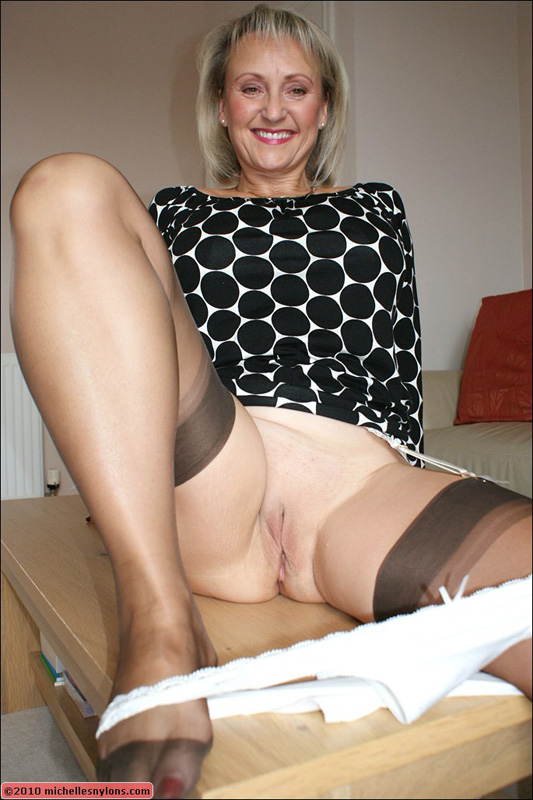 Dirty nylon mature pics