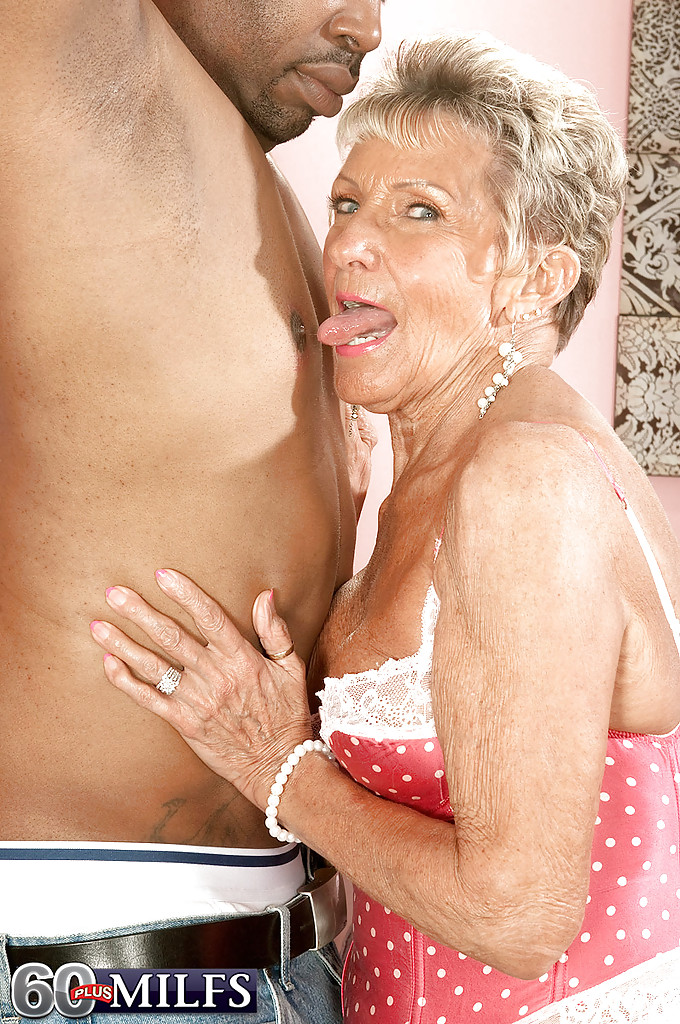 Old pussy and black dicks #3