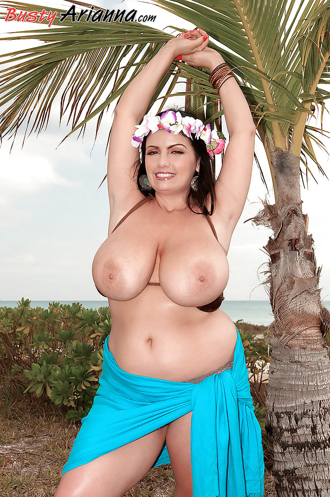 big tit hawaiian