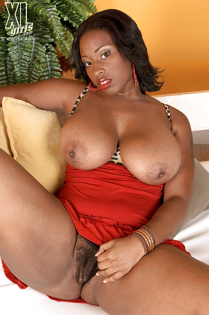 naked fat hairy black women