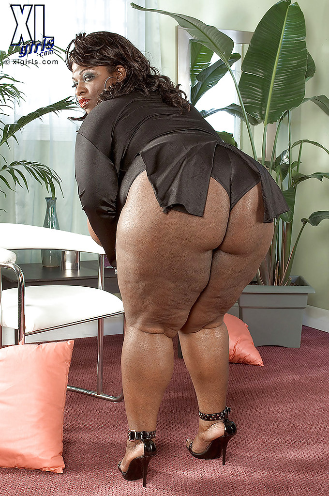Naked Fat Black Women Ass