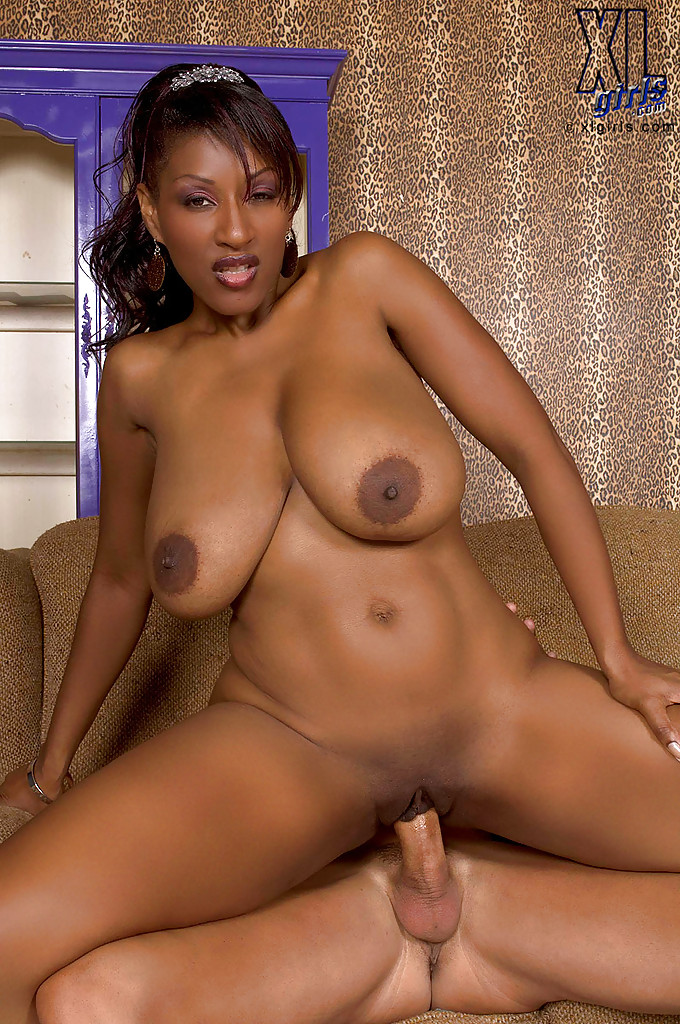 Are not Black Nigeria girls big breast naked you