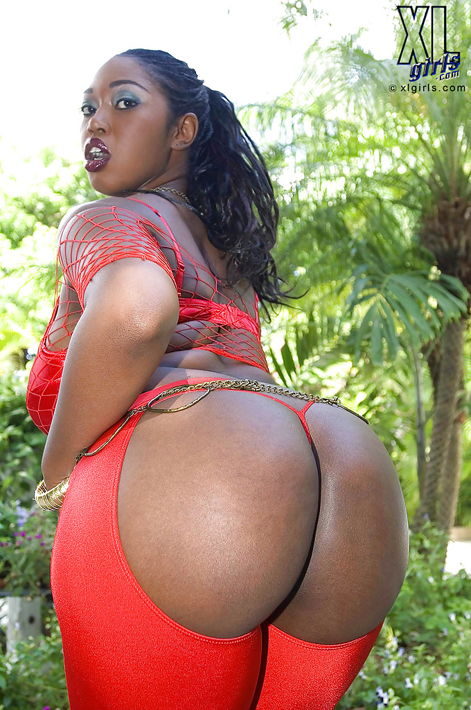 Big Ebony Booty Amateur