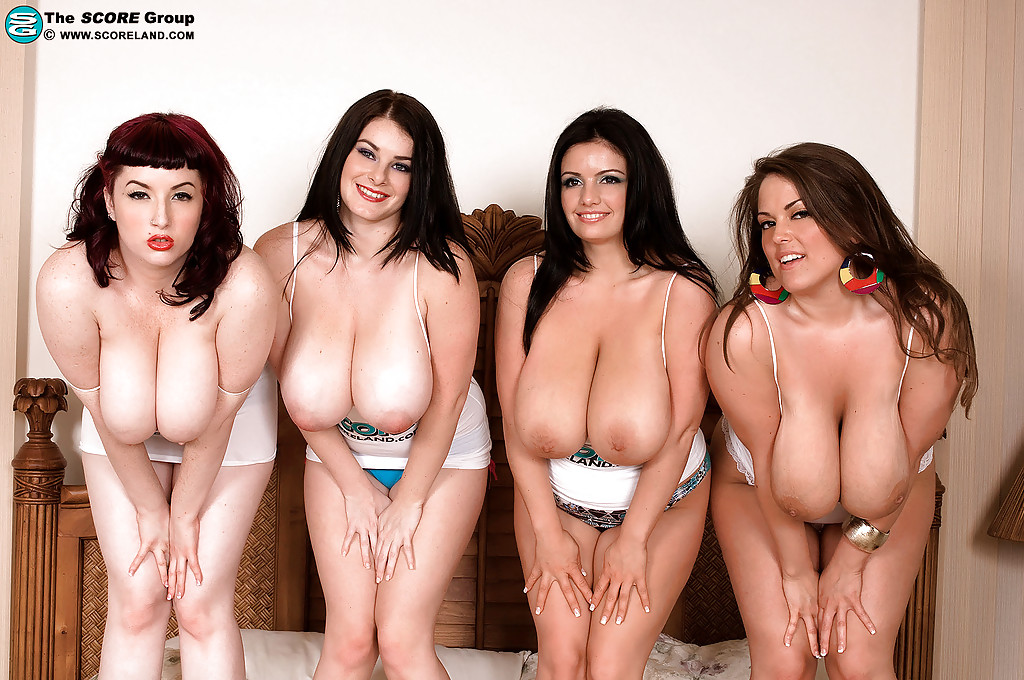 from Frankie big boobies naked group