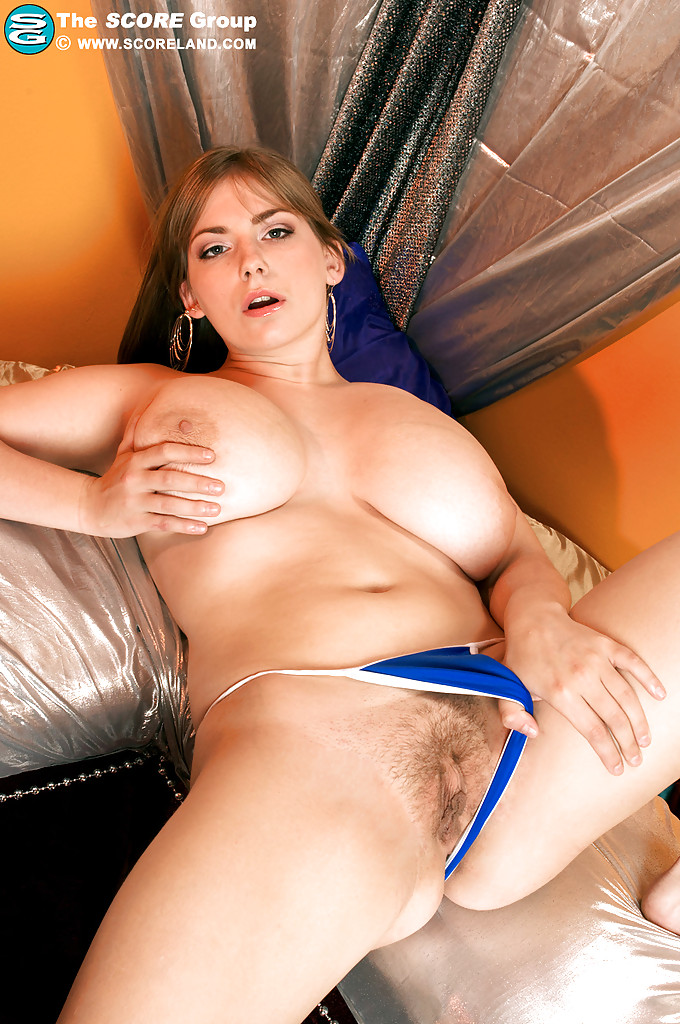 BBW Christy Marks flashes her fat boobs and hairy cunt.