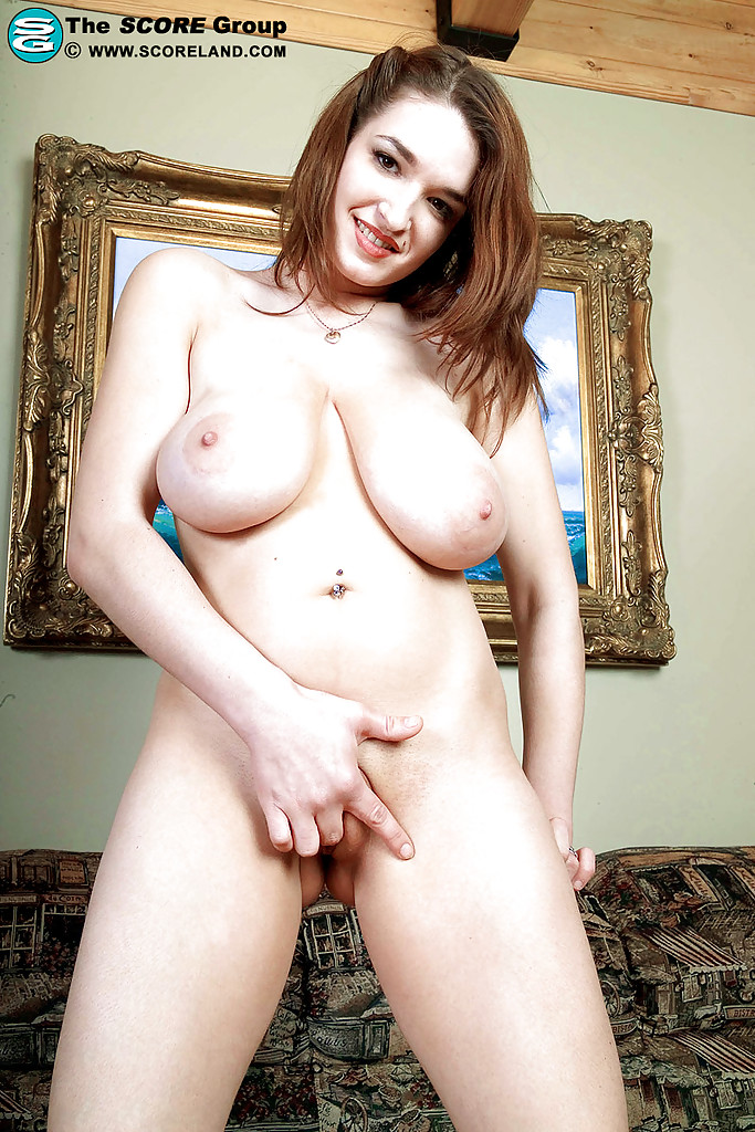 Embarrassed real nude girl