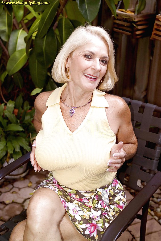 Milf 50 year georgette old