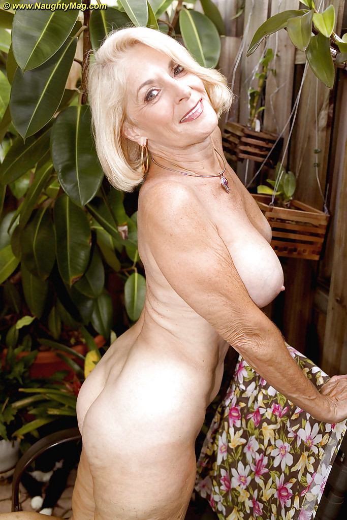 Georgette mature nude model can consult