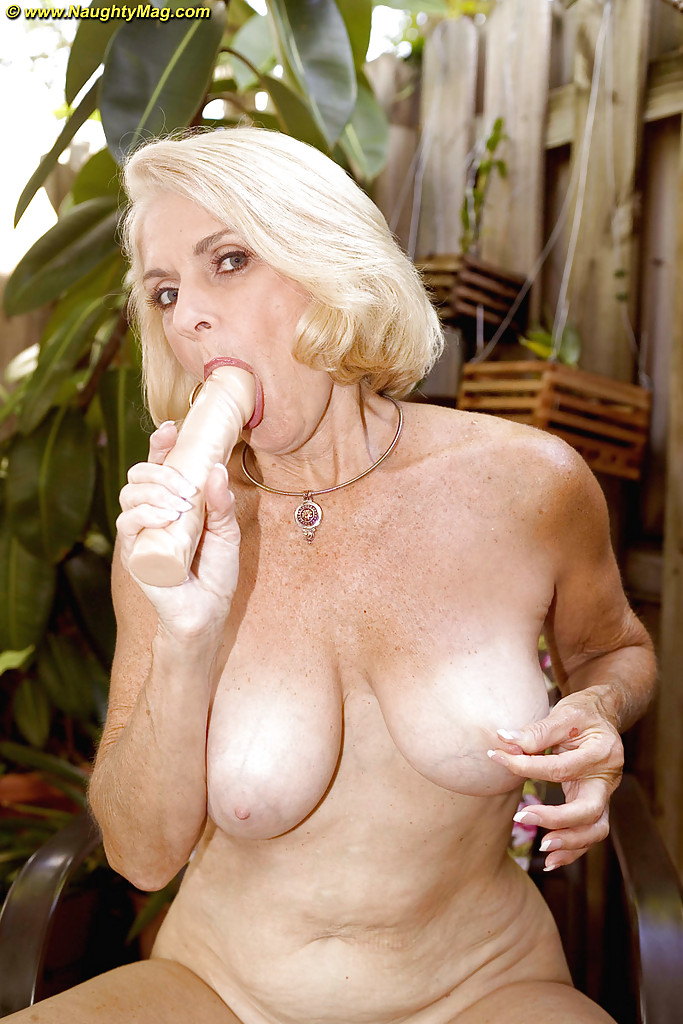 That Georgette mature nude model have