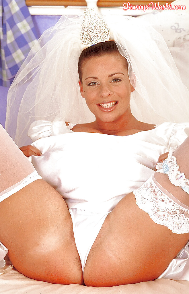 stocking linsey dawn wedding