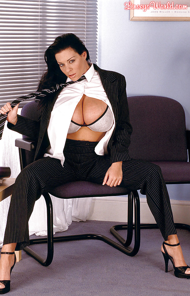 Secretary mature milf