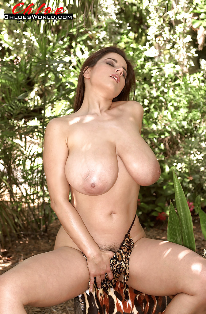 Arousing bbw wife Chloe Vevrier unclothing from leopard underclothes outdoor porn photo #318097939 | Chloes World, Chloe Vevrier, BBW, Big Tits, Outdoor, mobile porn