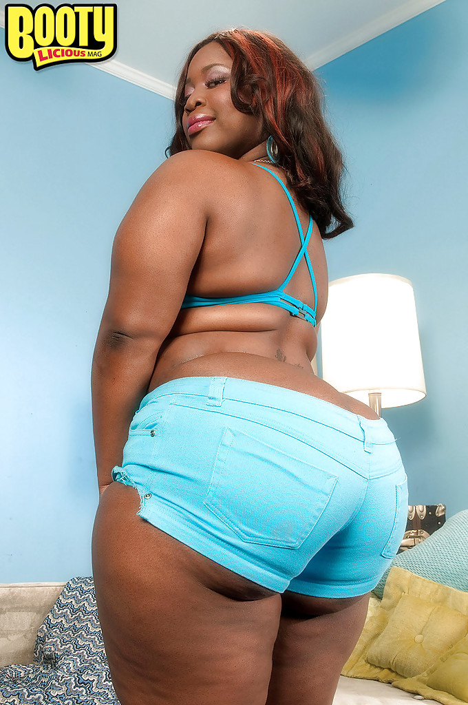 Ebony big black woman