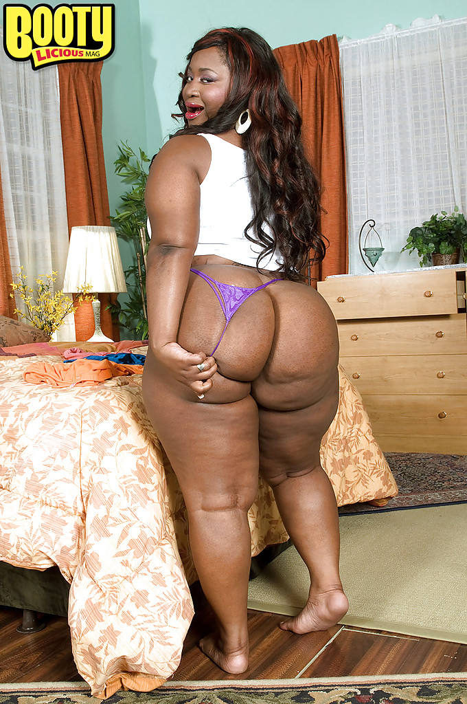 Black Bbw With Big Ass