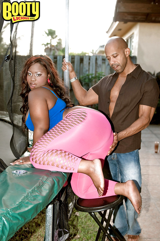 Pinky fucked hard by black dick