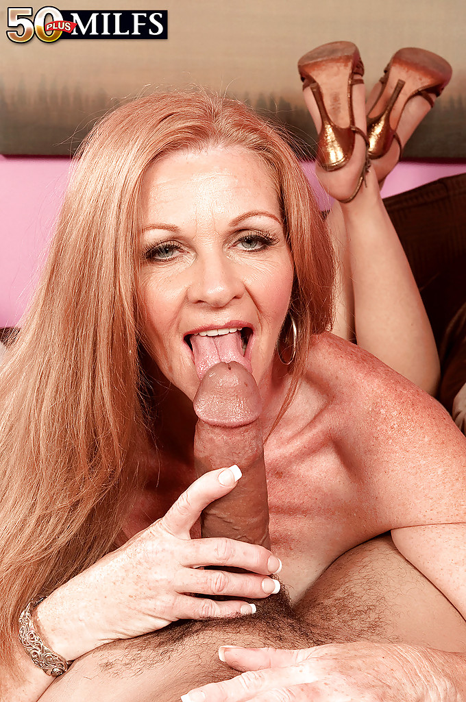 Misty gold 50 plus milf
