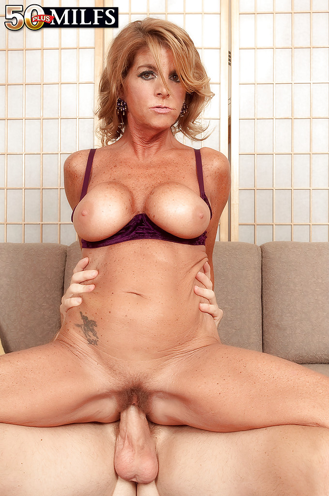 Are Sexy mature big tits fucking there