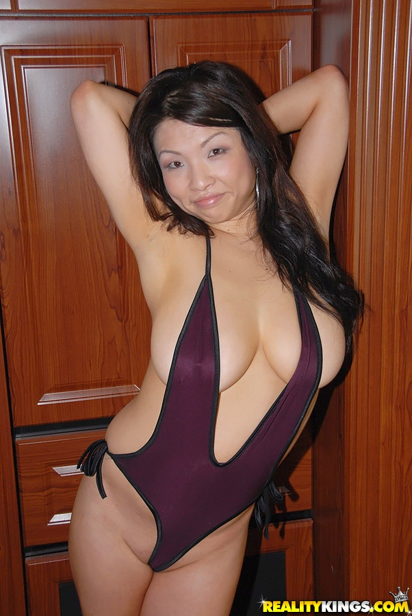 asian big milf -