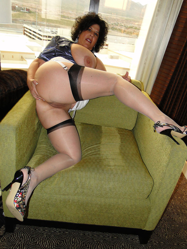 Mature nylon gallery