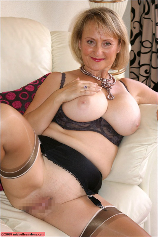 Mature big tits stockings toys pictures not so