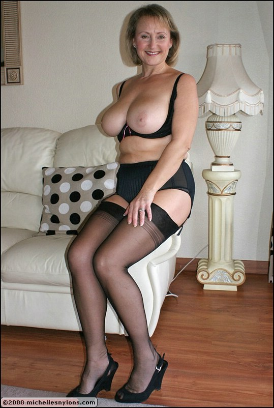 lingerie sex mature Elegant