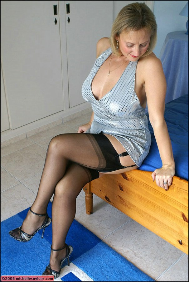 heels nylon dominas in sachsen