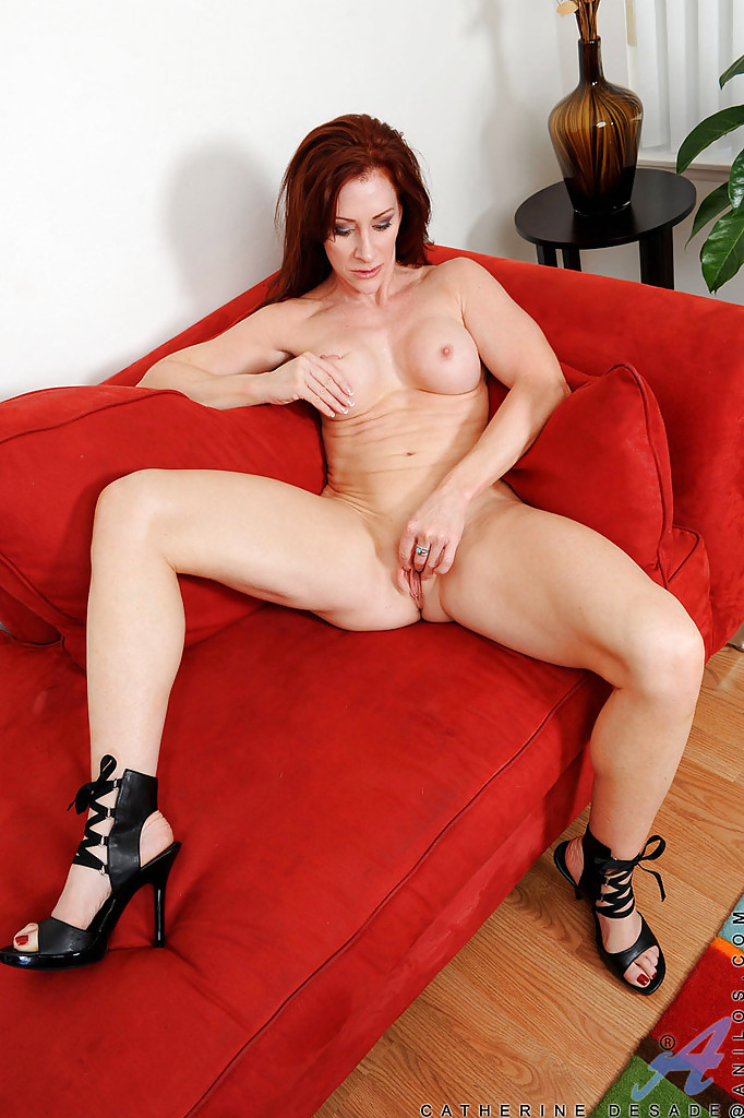 As red as milf galleries