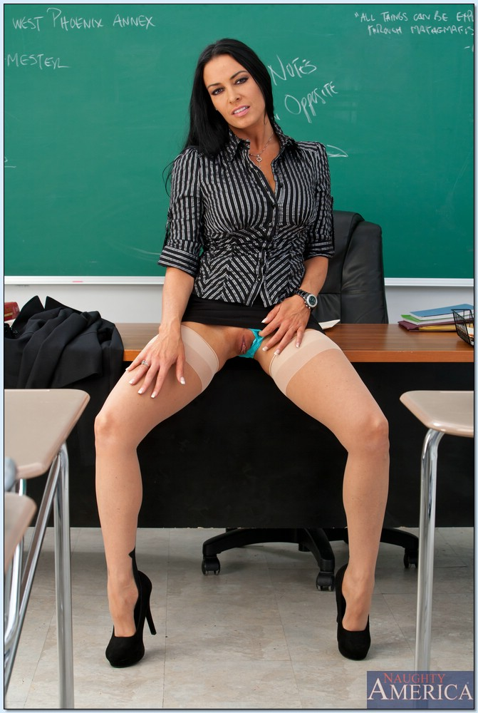 from Otto sexy a sultry new teacher