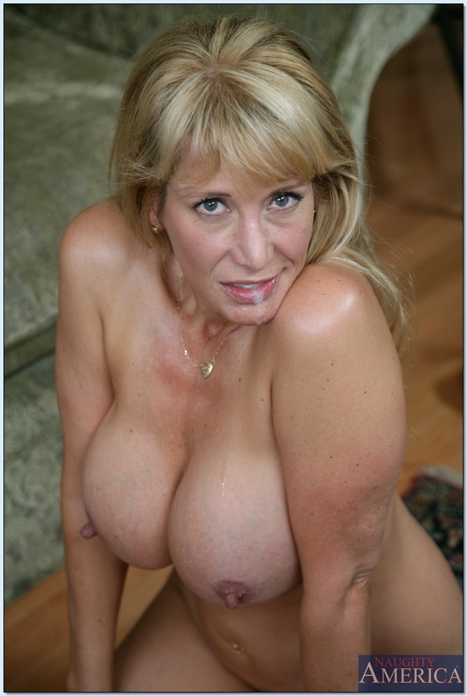 milf with young men