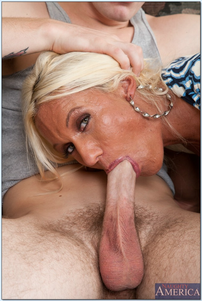 Ass to mouth blond whore hot scene 7