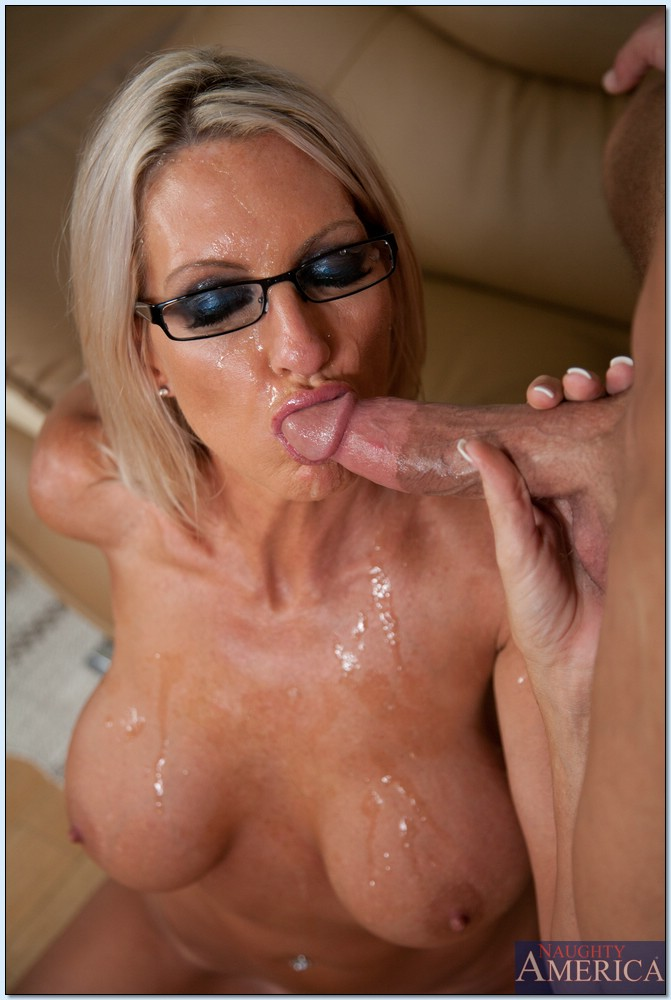 Hot milf impales herself on a huge dildo and fucks it like an animal 4