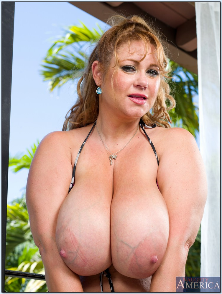 Huge old fat tits-3624