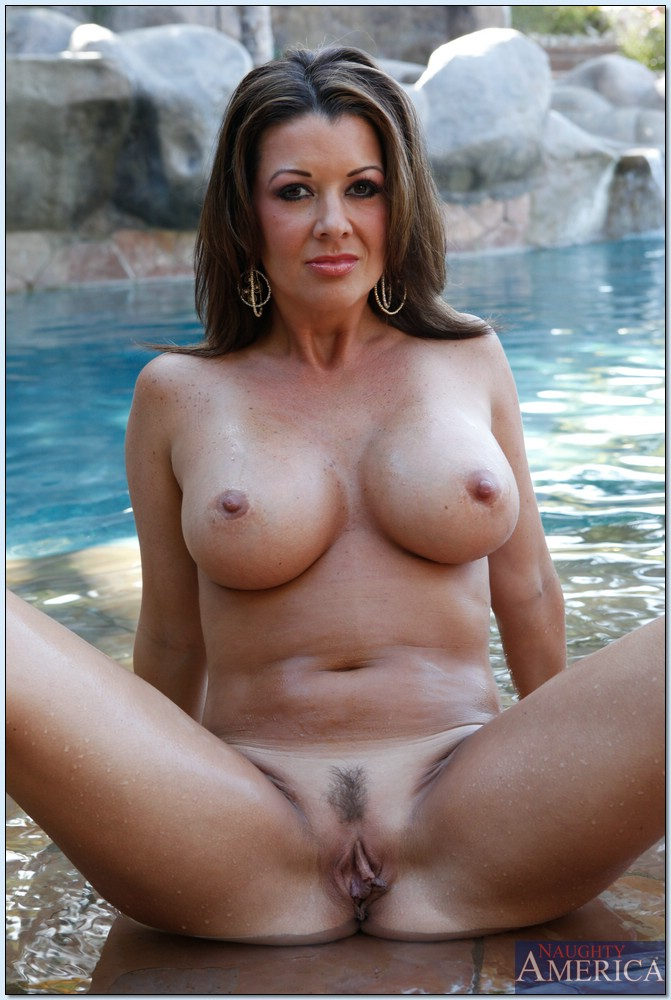 Momma hot cougar bikini confirm. happens