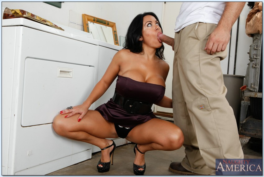 Latin milf cheating