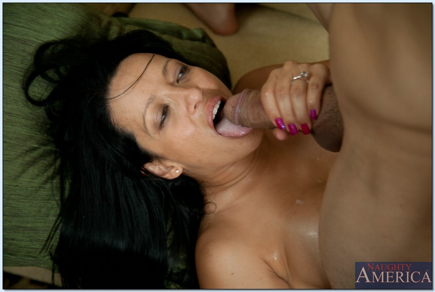 Big Tit Mason Storm Takes A Fat Cock In Her Pussy -