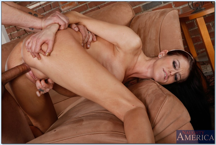 hot chick anal creampie