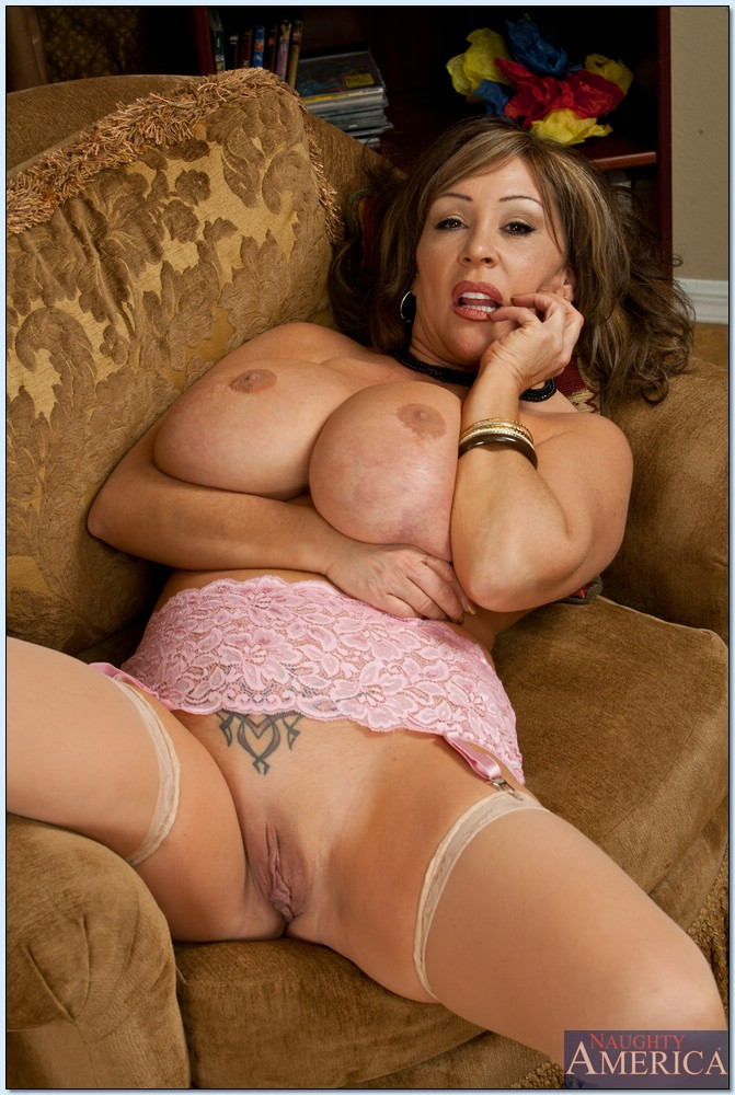 Mature big tits stockings toys pictures good question
