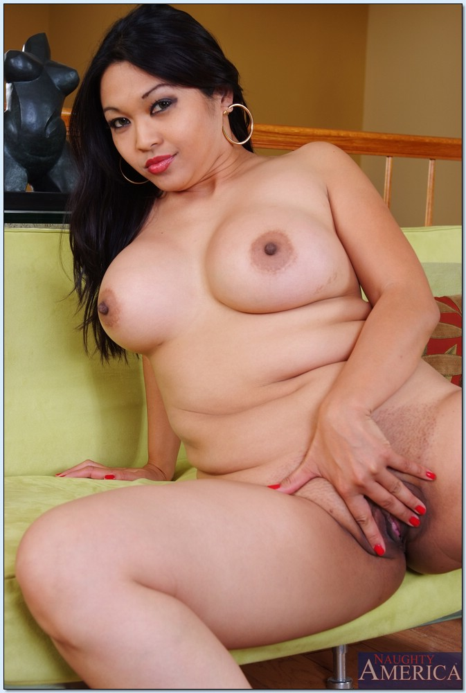Asian thick nude american